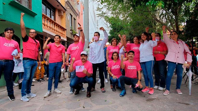 Darán candidatos de Fuerza Por México prioridad a los servicios públicos y la seguridad de Zacatecas