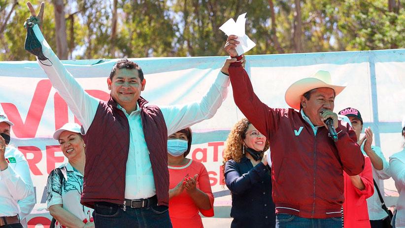 David Monreal es garantía de triunfo y de progreso para Zacatecas: Alejandro Armenta, presidente de la comisión de Hacienda del Senado