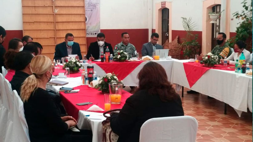 Acuerdan Secretaría de Seguridad y alcaldes del sureste trabajo coordinado y colaborativo