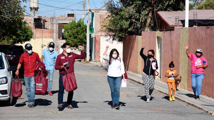 Consolidado, el apoyo de los guadalupenses al proyecto de Julio César Chávez