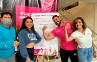 Refrendan candidatos de Fuerza Por México respaldo total al sector joven de Zacatecas