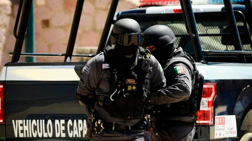 Capacita Secretaría de Seguridad a 393 policías en una semana