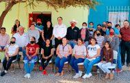 Desde Villa de Cos, Femat refrenda su compromiso con las mujeres campesinas
