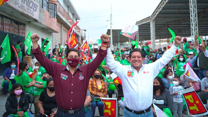 Jorge Miranda se compromete con la salud y la seguridad, temas urgentes en la capital.