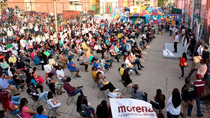 Responderemos a su confianza con trabajo y esfuerzo: Julio César Chávez