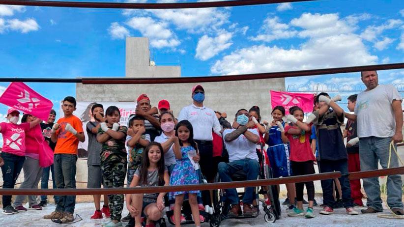 Urge apoyo al deporte zacatecano: Miriam García