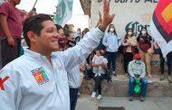 Arrasaremos en la capital el  6 de Junio: Xerardo Ramírez
