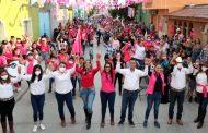 Exitoso cierre de campaña de Fuerza Por México en Enrique Estrada