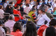 En Florencia y Atolinga ya huele a gobernadora: Claudia Anaya