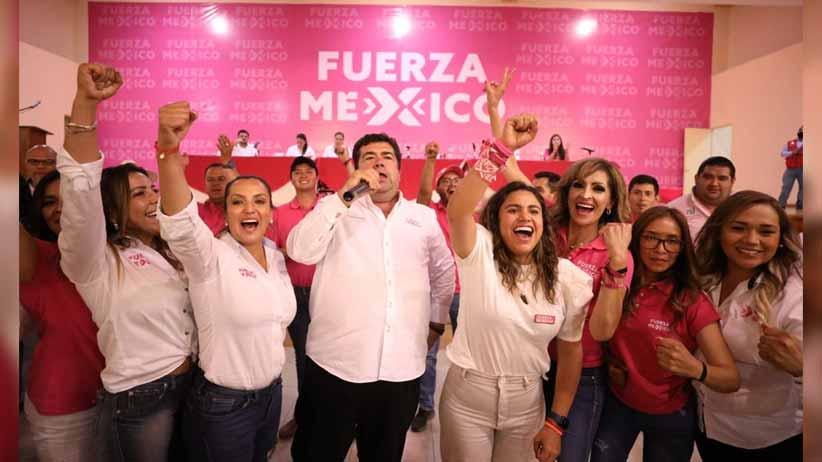 """""""Fuerza Por México es la propuesta que logrará un verdadero cambio en Zacatecas"""": Caty Monreal"""