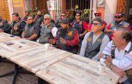 Motociclistas de Zacatecas respaldan a David Monreal y se suman a la lucha por la transformación