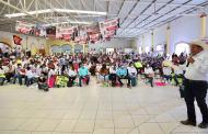 El sur de Zacatecas ha despertado, será polo de desarrollo: David Monreal Ávila