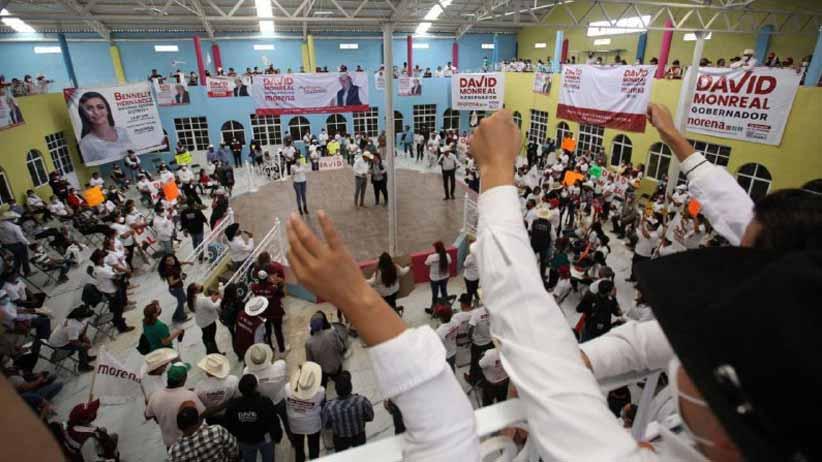 Vamos a dignificar las zonas rurales de Zacatecas: David Monreal