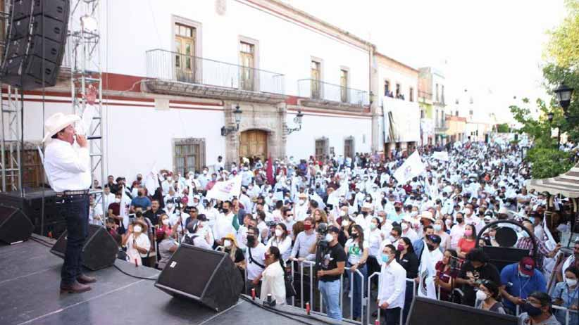 Zacatecas ya decidió: David Monreal será Gobernador