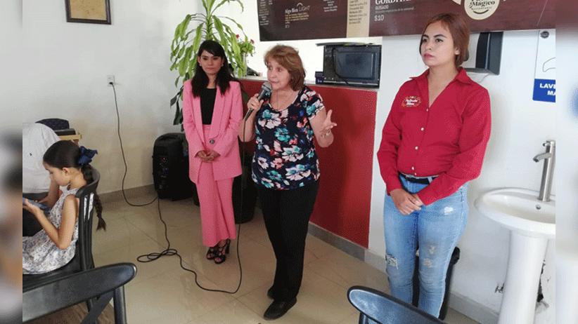 """""""Tendrá FPLZ alcaldesa y diputada con amplia representatividad femenina en Río Grande"""": Eugenia Flores"""