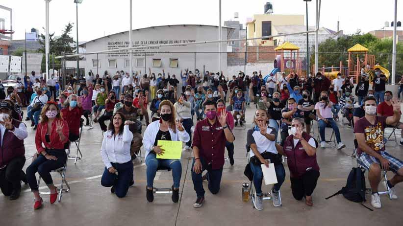 Trabajamos de madrugada a madrugada porque el municipio de Guadalupe lo necesita: Julio CésarChávez