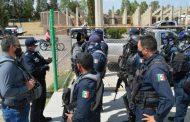 Visita Secretario de Seguridad Pública comandancias de Pinos y Loreto