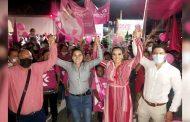 Gana indiscutiblemente el debate Lupita Flores, candidata de Fuerza Por México al Distrito 1 Federal