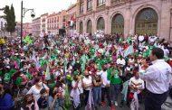 Jorge Miranda cierra campaña como puntero en las encuestas
