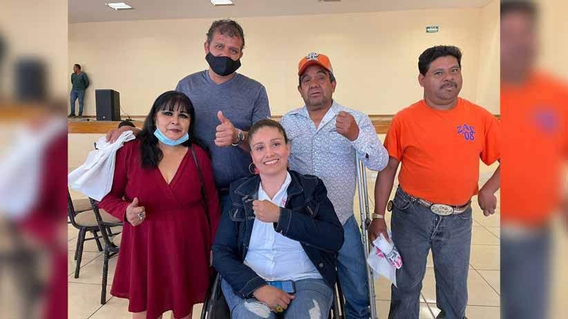 Logrará Miriam García un Zacatecas inclusivo donde los derechos humanos sean para todas y todos