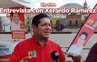 Entrevista con Xerardo Ramírez,  candidato a Diputado Distrito 1 por la coalición Juntos Haremos Historia en Zacatecas (En vivo)