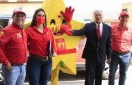 Respalda dirigente nacional del PT campaña de Xerardo Ramírez