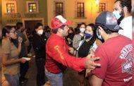 Impulsaremos el talento joven de Zacatecas: Xerardo Ramírez