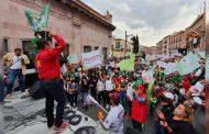 La gente ya decidió estamos listos para transformar a Zacatecas: Xerardo Ramírez