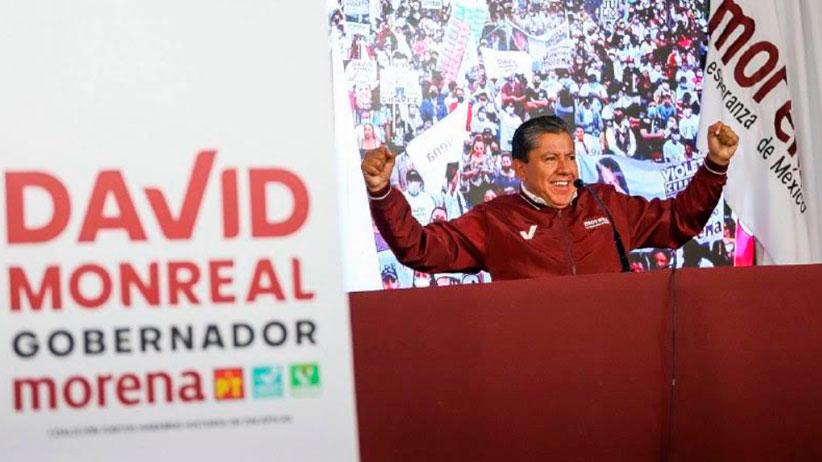 Vamos por un triunfo contundente para transformar y ordenar Zacatecas: David Monreal