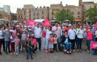 Gran cierre de campaña de Fuerza Por México en la capital Zacatecana