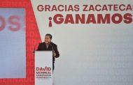 Vamos por disciplina financiera y austeridad republicana en la próxima administración, anuncia David Monreal Ávila