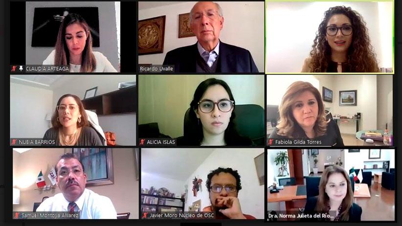La apertura del gobierno es necesaria para su modernización: Torres Rodríguez