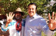 En Zacatecas, agradece Femat apoyo a comerciantes