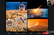 Investigador reflexiona con adolescentes zacatecanos sobre el origen científico de la vida en la tierra