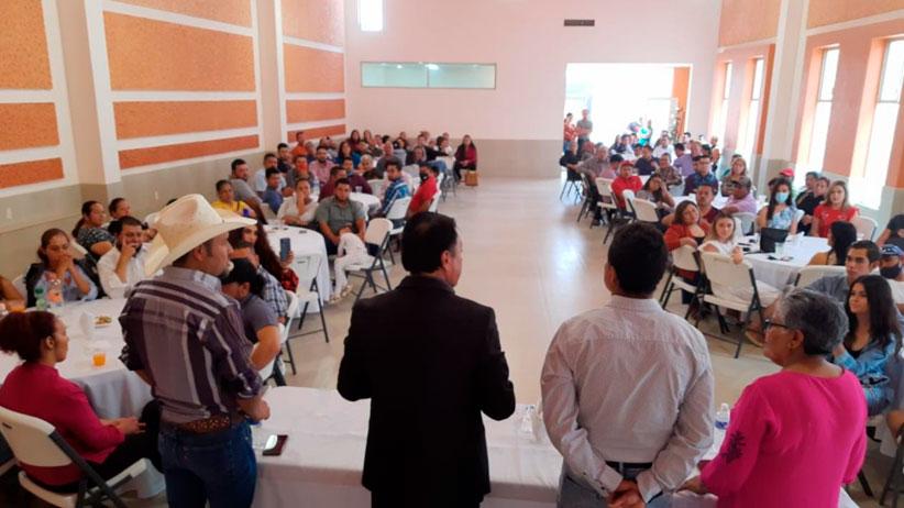 Refrenda Femat apoyo a Río Grande
