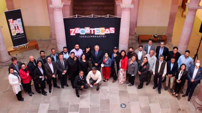 Rinde protesta mesa directiva de la Asociación de Guías de Turistas de Zacatecas