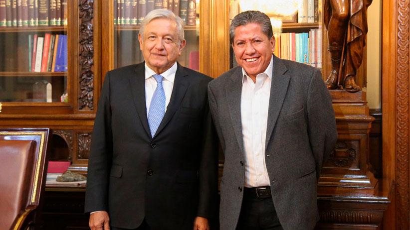 Gobierno de David Monreal trabajará en coordinación con el presidente López Obrador por el bienestar y seguridad de Zacatecas