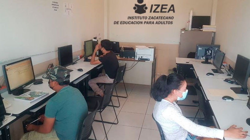 Realiza IZEA jornada de aplicación de exámenes