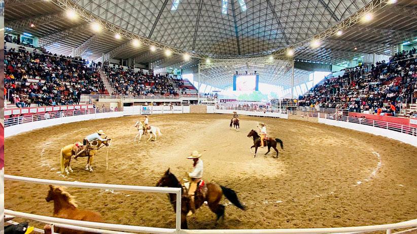 Solicita David Monreal realización del Congreso y Campeonato Nacional Charro 2022 en Zacatecas y en Estados Unidos