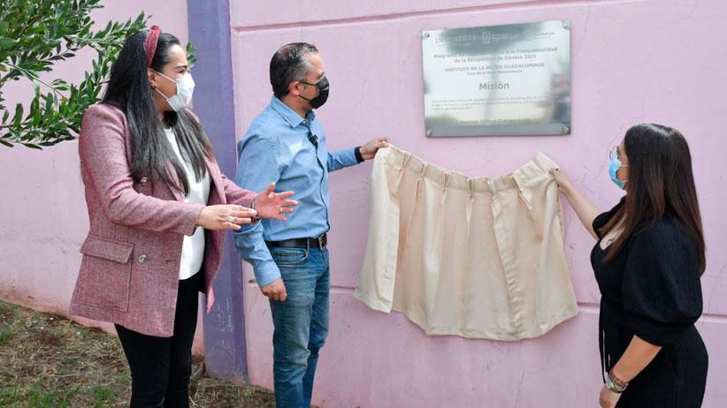 Imparte municipio de Guadalupe talleres con perspectiva de género