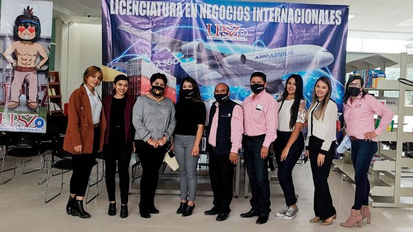 Egresados de la Universidad Politécnica del Sur de Zacatecas realizan Open House