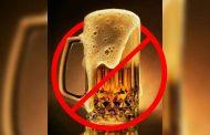 Se prohibirá la venta de bebidas alcohólicas durante la jornada electoral