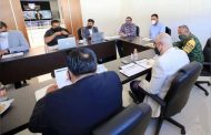 Instala Gobernador Alejandro Tello Mesa Estatal de Atención en el Contexto Electoral