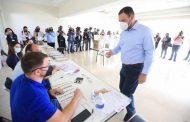 Llama Gobernador Alejandro Tello a participar en esta jornada electoral en Zacatecas