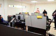 Recorre Secretario de Seguridad instalaciones del C4 en Fresnillo