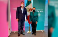 Solicita Gobernador Alejandro Tello reforzar acciones de fuerzas federales ante hechos violentos en Zacatecas