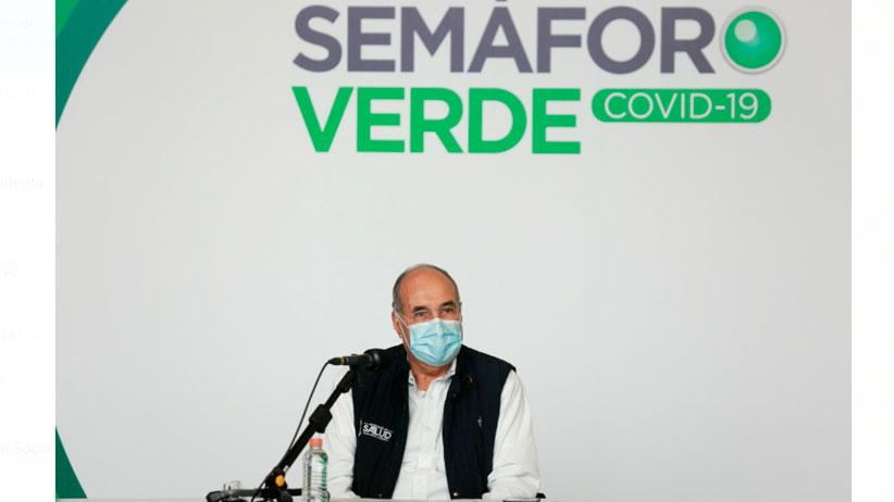 Peligra Zacatecas en regresar al semáforo amarillo: Gilberto Breña