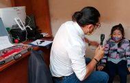 Realizan Jornada se Salud oftalmológica en Villanueva