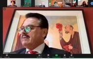 Aprueba Comisión de Relaciones Exteriores informe final de actividades