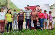 Trabajaremos en conjunto sociedad y gobierno: Gil Martínez